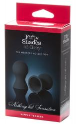 Nothing but Sensation Nipple Suckers by Fifty Shades of Grey, nibunupud