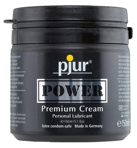 "Pjur ""Power premium cream libesti 150ml"""