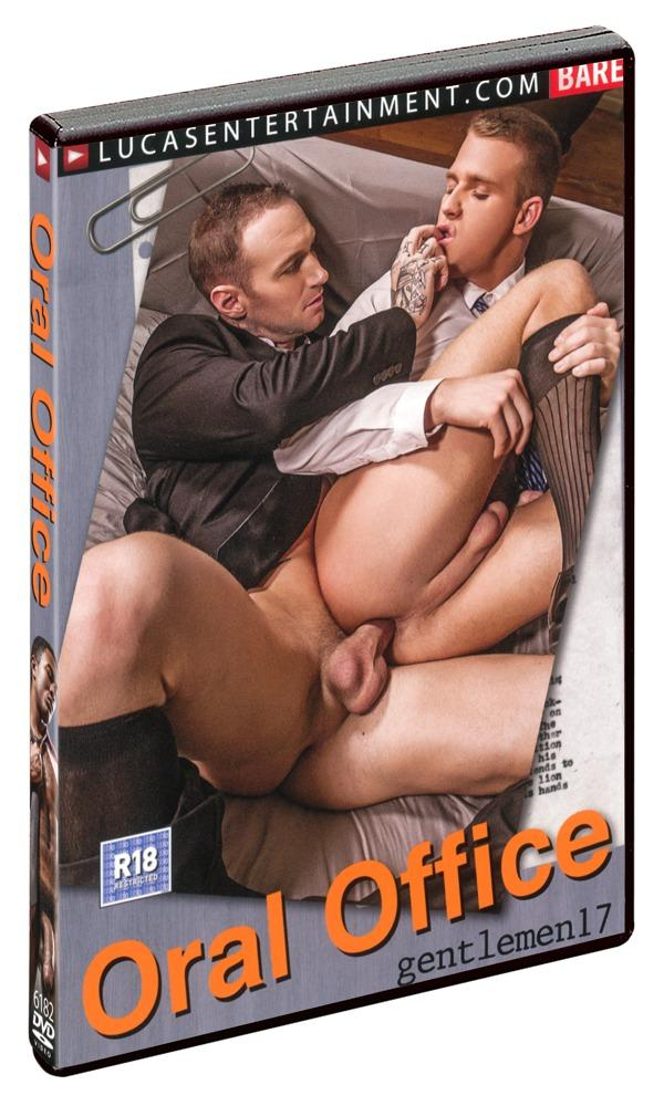"DVD: ""Oral Office gentlemen17"", geid, 114min"