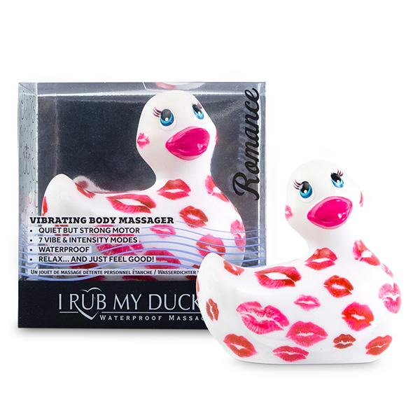 I RUB MY DUCKIE 2.0 | ROMANCE (WHITE & PINK)